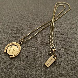 Marc Jacobs Good Luck Necklace SUPER RARE